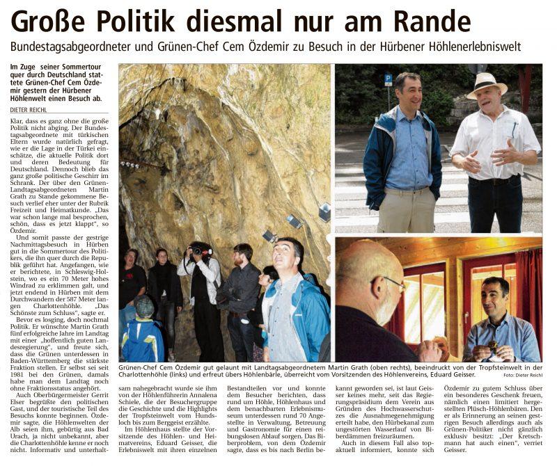 Heidenheimer Zeitung | 27.07.2016