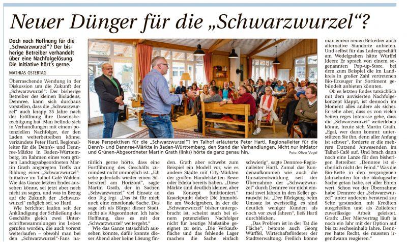 Quelle: Heidenheimer Zeitung (26.09.2016)